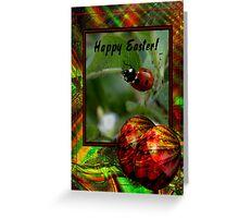 Easter Card I. Greeting Card