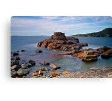 Tomaree Turret #2 Canvas Print