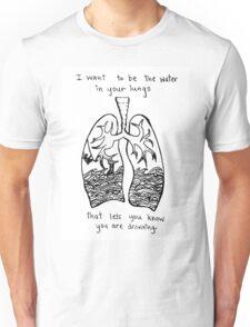 Sorority Noise Blissth Lyrics Unisex T-Shirt
