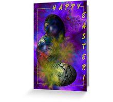 Easter Card II. Greeting Card