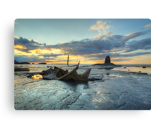Sunset Over the Admiral Canvas Print