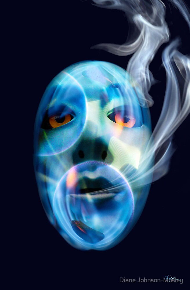 Oxygen by Diane Johnson-Mosley
