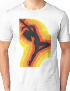 Sunset Dancer Unisex T-Shirt