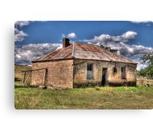 Be It Ever So Humble - Harden , NSW - The HDR Experience Canvas Print