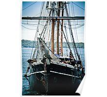 Hoist the Mainsail! Poster