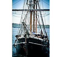 Hoist the Mainsail! Photographic Print