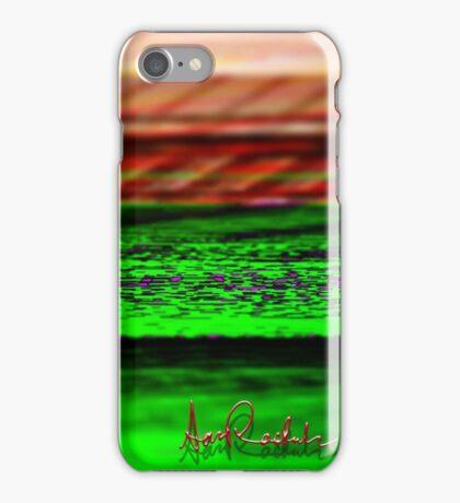 Digital Landscape iPhone Case/Skin