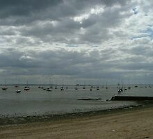 Southend - on - Sea  by Marilyn Grimble