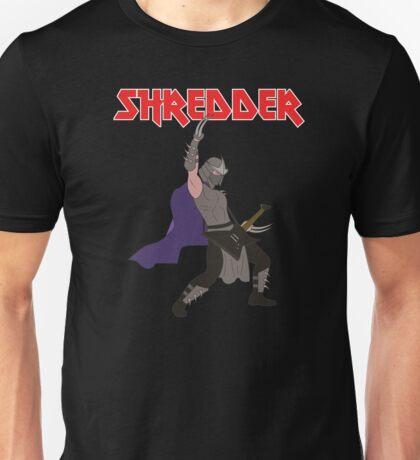 Shredder Unisex T-Shirt