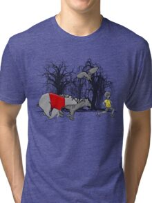 100 Acre Dash Tri-blend T-Shirt