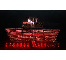 Arca da Encenação - 2012 -Staging of the Ark - 2012 - Photographic Print