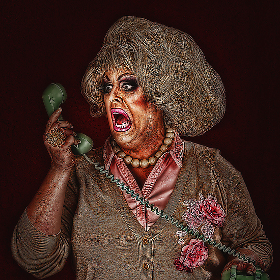 Carl! It's That Pervert On The Phone Again! by David Rozansky