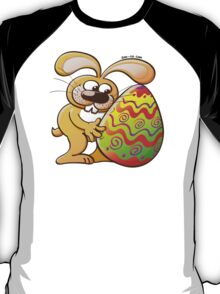 Easter Bunny Falling in Love T-Shirt