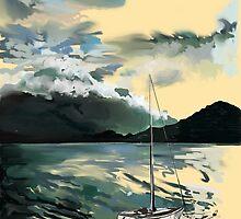 Sail Away by noresasart