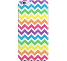 Rainbow Chevron iPhone Case/Skin