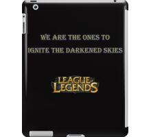 LoL 2015 Championship iPad Case/Skin