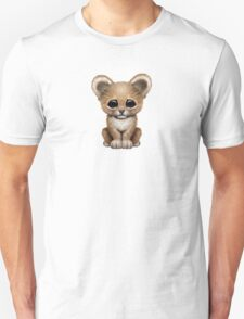 Cute Baby Lion Cub  Unisex T-Shirt