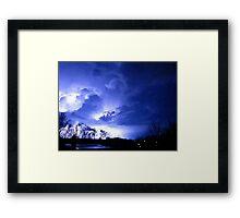 Storm Chase 2012 2 Framed Print