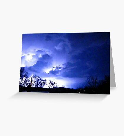 Storm Chase 2012 2 Greeting Card