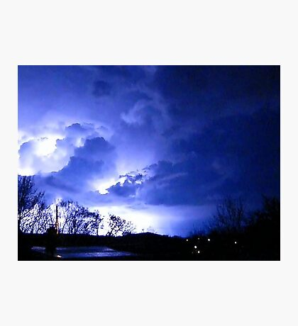 Storm Chase 2012 2 Photographic Print