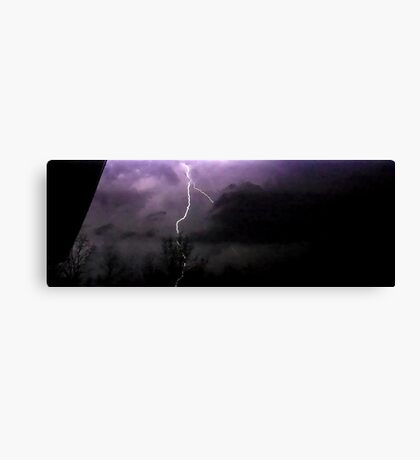 Storm Chase 2012 3 Canvas Print