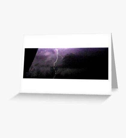 Storm Chase 2012 3 Greeting Card