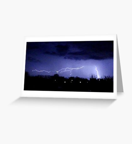 Storm Chase 2012 7 Greeting Card