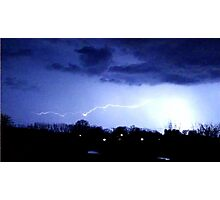Storm Chase 2012 8 Photographic Print