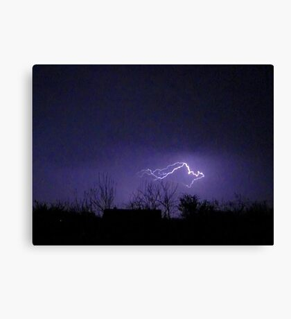 Storm Chase 2012 10 Canvas Print
