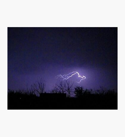 Storm Chase 2012 10 Photographic Print