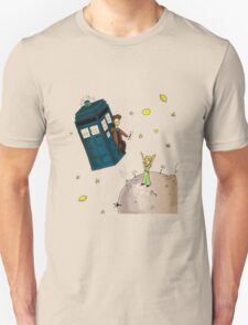 doctor who meets the little princes T-Shirt