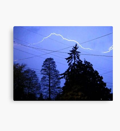 Storm Chase 2012 21 Canvas Print