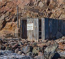 Abandoned shack by Rudi Venter