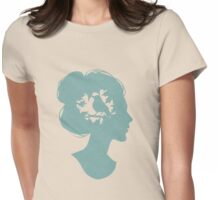 Summer on my Mind Womens Fitted T-Shirt