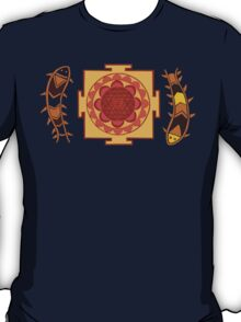 George Harrison Mini Cooper Yantra T-Shirt