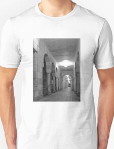 Stunning corridor with arches T-Shirt