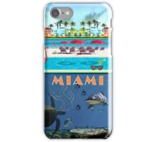 Miami Mystery Case iPhone Case/Skin