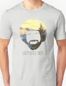 Happy Little Trees T-Shirt