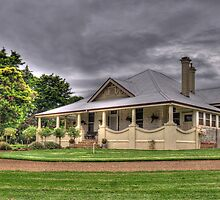 Be It Ever So Humble - Illabo, NSW, Australia - The HDR Experience by Philip Johnson