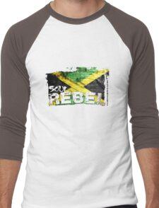Soul Adventurer  Men's Baseball ¾ T-Shirt