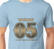 TEAM SERENITY : WASH Unisex T-Shirt