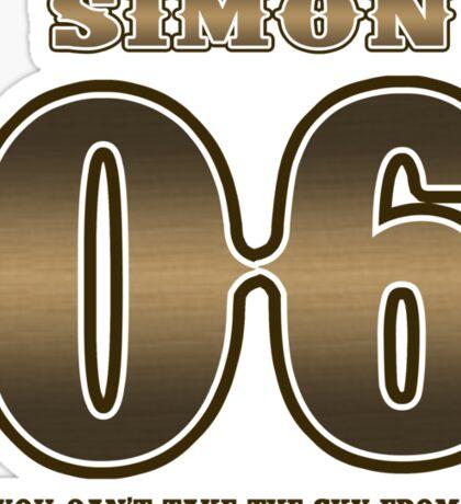 TEAM SERENITY : SIMON Sticker