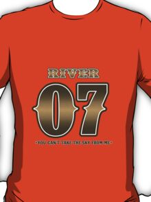 TEAM SERENITY : RIVER T-Shirt