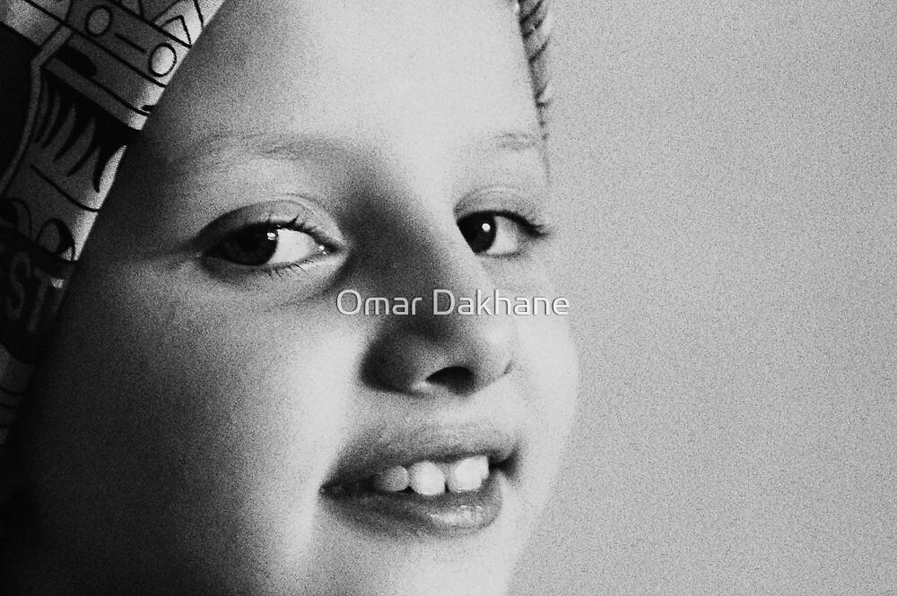 YoYo In Black & White by Omar Dakhane