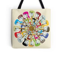 I Love Electric Guitars Tote Bag
