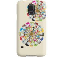 I Love Electric Guitars Samsung Galaxy Case/Skin