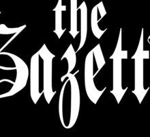 Gazette Japan Rock Band Sticker