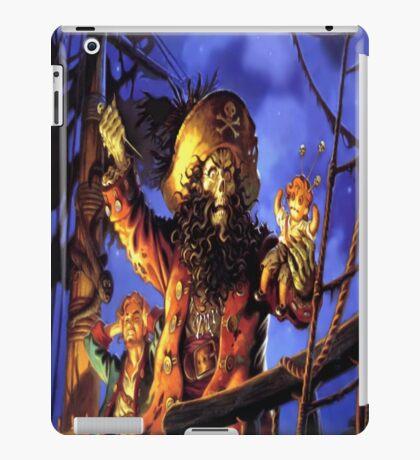 Curse of monkey island iPad Case/Skin