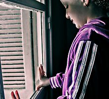 Through The Window II by Omar Dakhane