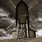 Windmill by willoughby